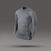 Nike Core Compression LS Mock 2.0 449795-091