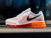 Nike Air Max 2014 Grey/Orange 621078-006