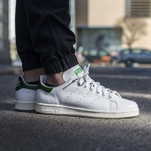 Adidas Stan Smith White/Green M20324