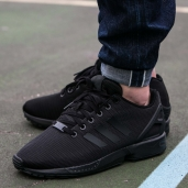 Adidas ZX Flux Triple Black S32279