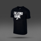 Nike black Verbiage Game T-Shirt  856930-010