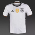 Футболка adidas Germany 2016 Kids Home AA0138