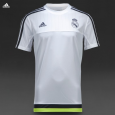 Футболка adidas Real Madrid 15/16 Training Kids S88960