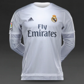 Футболка adidas Real Madrid 15/16 Home S12653