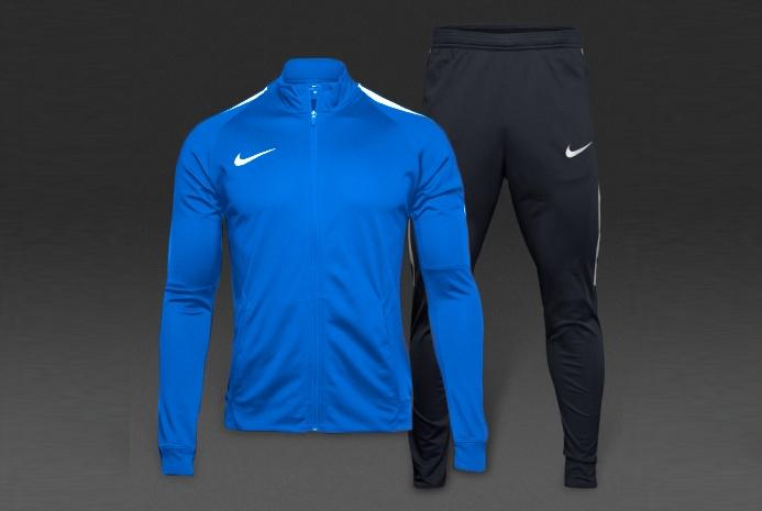 6b837701 Спортивный костюм Nike Squad 17 Knit Royal 832325-463