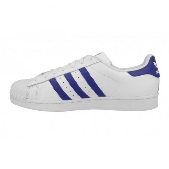 Кроссовки Adidas Superstar Foundation White B27141 Легендарные кроссовки  adidas Superstar. Впервые появились в 1969 году и сразу завоевали  популярность ... d8e04291806a1